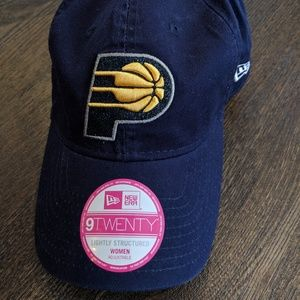 Indiana Pacers New Era 9Twenty Women's Cap